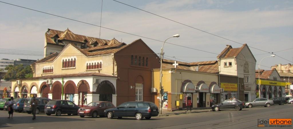 Idei Urbane Bulevardul Nou De La Piata Matache La Occidentului