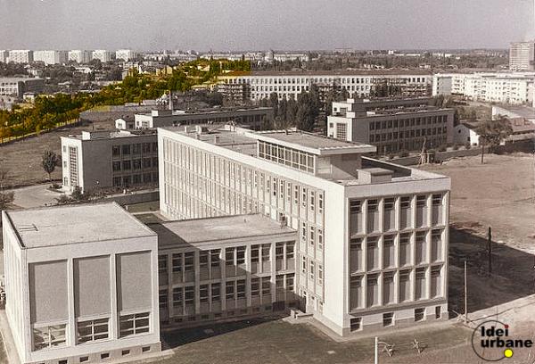 Mihai Bravul Institut virusologie Nicolau