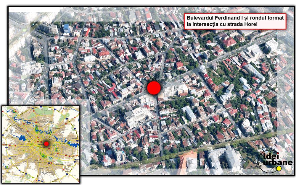 Idei Urbane Pe Bulevardul Ferdinand I