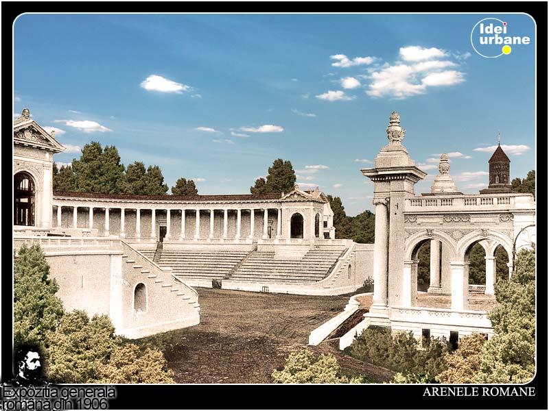 Pavilioanele expozi iei generale rom ne din 1906 1 - Le 12 tavole romane ...